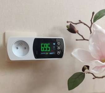 AurAir Base 2 - CO2 meter voor luchtkwaliteit monitoring